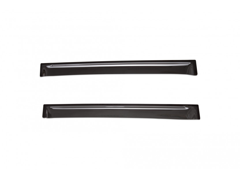 EGR 4 pieces Wind Deflectors Kit for Toyota Land Cruiser 200 after 2007 3