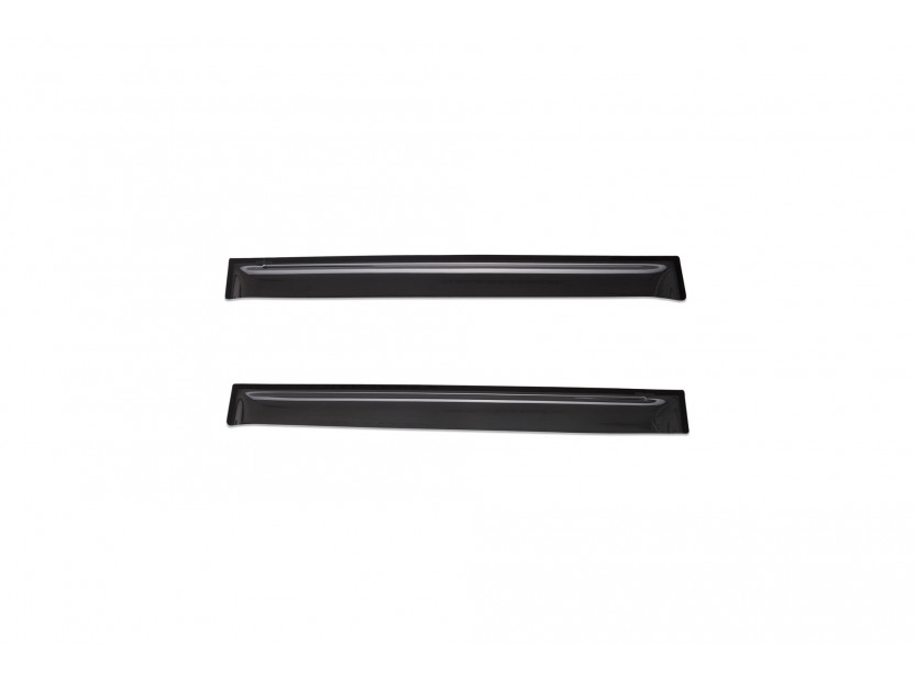 EGR 4 pieces Wind Deflectors Kit for Toyota Land Cruiser 150 after 2009 3