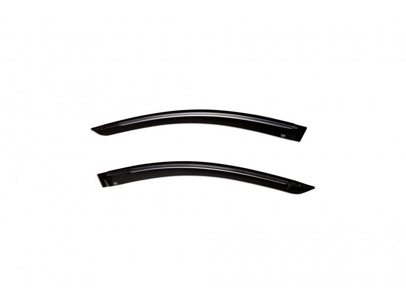 EGR 4 pieces Wind Deflectors Kit for Toyota Rav4 after 2013 2