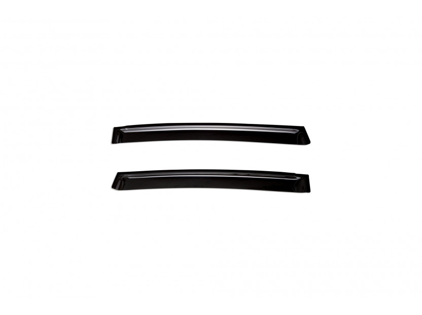 EGR 4 pieces Wind Deflectors Kit for Toyota Rav4 after 2013 3