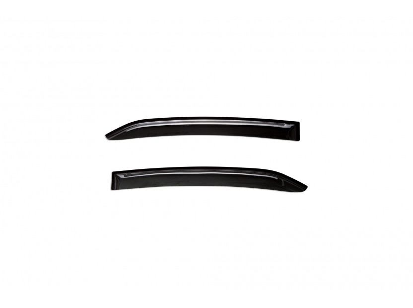EGR 4 pieces Wind Deflectors Kit for Toyota Corolla sedan after 2013 3