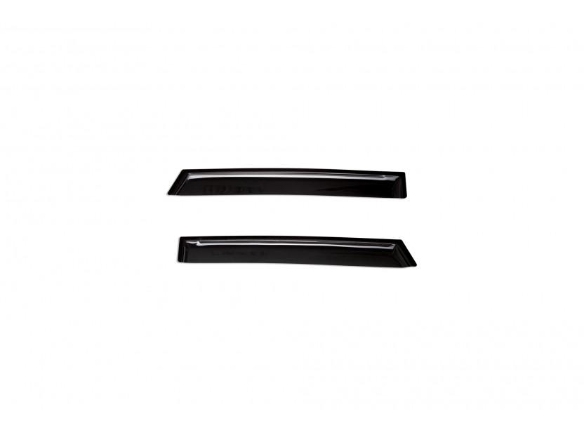 EGR 4 pieces Wind Deflectors Kit for Toyota Auris hatchback after 2013 3