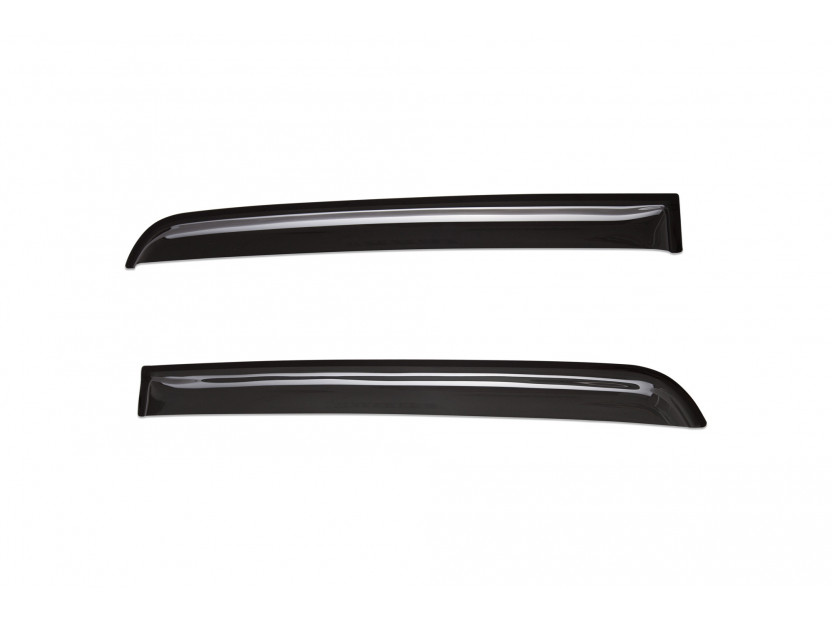 EGR 4 pieces Wind Deflectors Kit for Toyota Hilux double cab after 2016 3