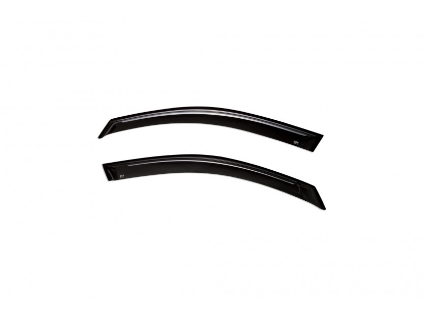 EGR 4 pieces Wind Deflectors Kit for Volkswagen Touareg after 2011 2