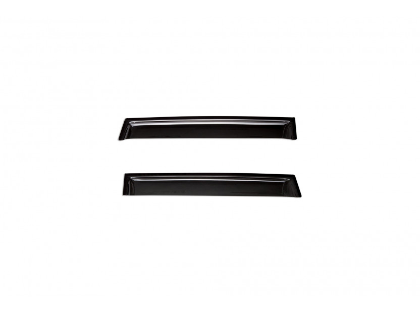 EGR 4 pieces Wind Deflectors Kit for Volkswagen Touareg after 2011 3
