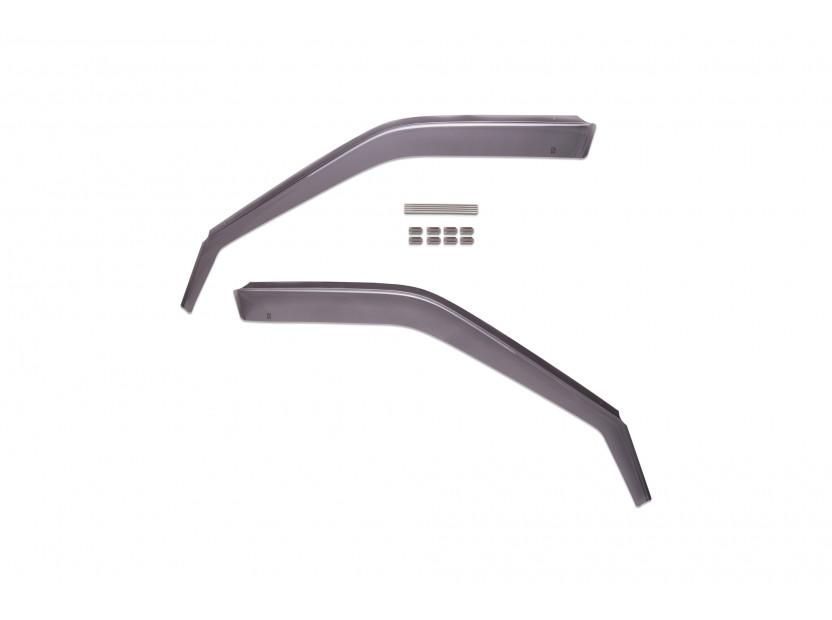 Farad Front Wind Deflectors for Peugeot 605 1989-1999