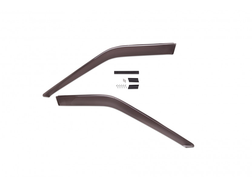 Farad Front Wind Deflectors for Audi 80-90 4/5 doors 1987-1993