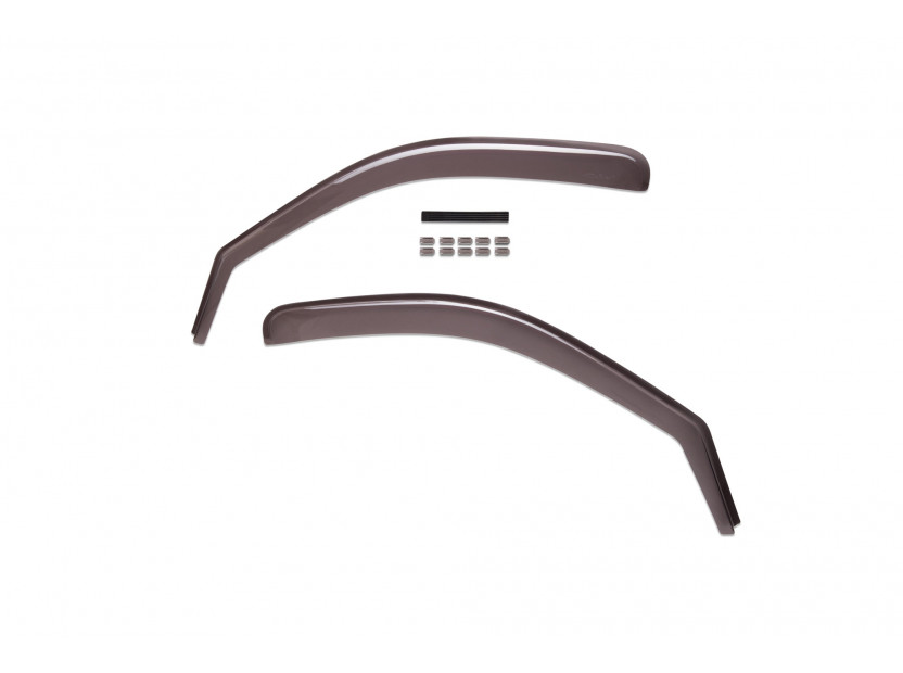 Farad Front Wind Deflectors for Peugeot Partner 3/5 doors 1996-2008 /Citroen Berlingo 3/5 doors 1996-2008