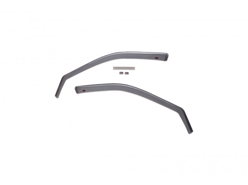 Farad Front Wind Deflectors for Kia Clarus 4 doors after 1998