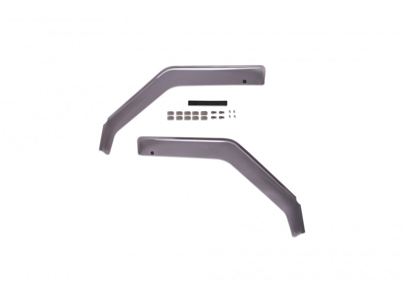 Farad Front Wind Deflectors for BMW 5 series E28 sedan 1981-1988