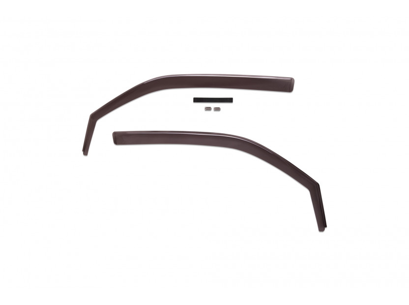Farad Front Wind Deflectors for VW Lupo 1998-2004