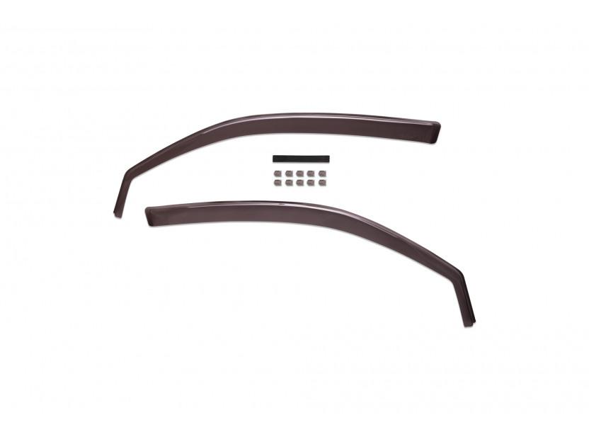Farad Front Wind Deflectors for Nissan Micra 3 doors 2003-2010