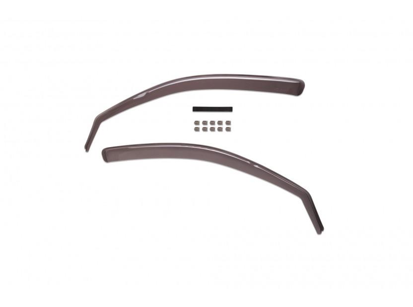 Farad Front Wind Deflectors for Nissan Micra 5 doors 2003-2010
