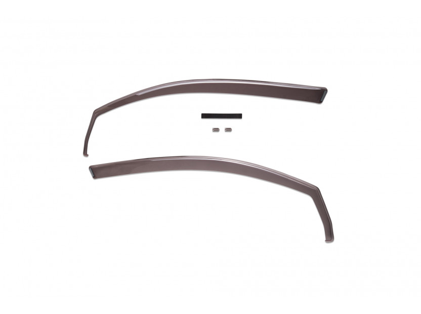 Farad Front Wind Deflectors for VW Golf V 3 doors 2003-2008