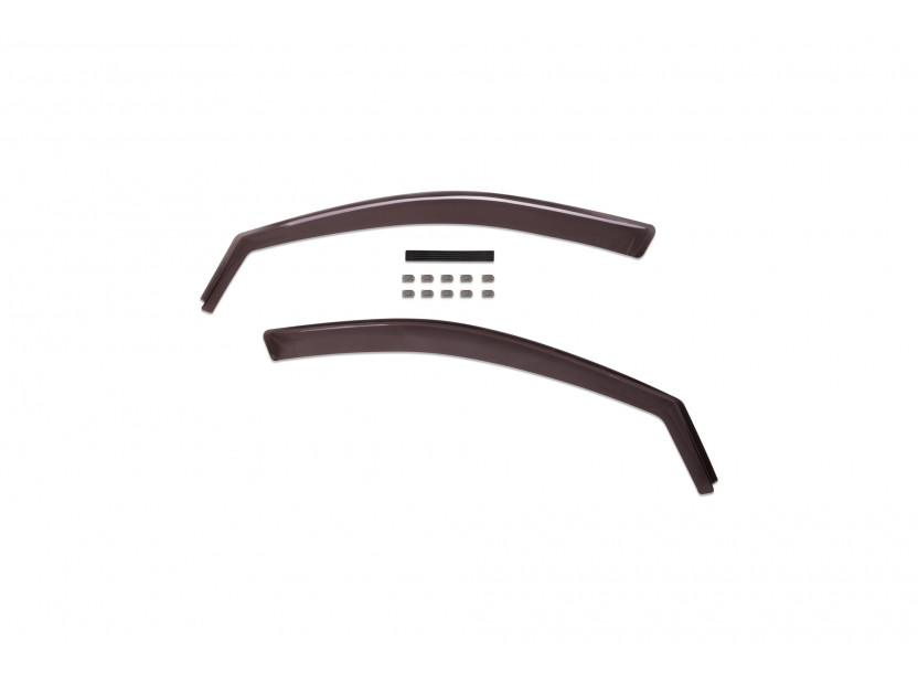 Farad Front Wind Deflectors for Kia Picanto 5 doors 2004-2007