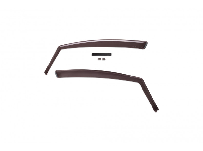 Farad Front Wind Deflectors for Citroen C4 5 doors after 2005