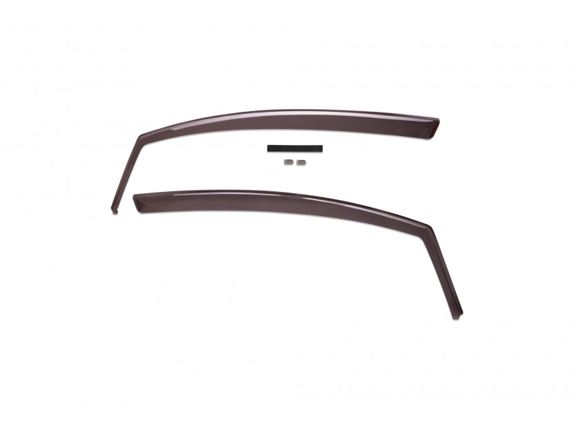 Farad Front Wind Deflectors for Citroen C4 3 doors after 2005
