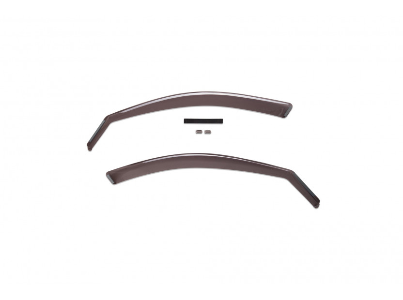 Farad Front Wind Deflectors for BMW 3 series E90 sedan 2005-01/2012/E91 station wagon 2005-08/2012