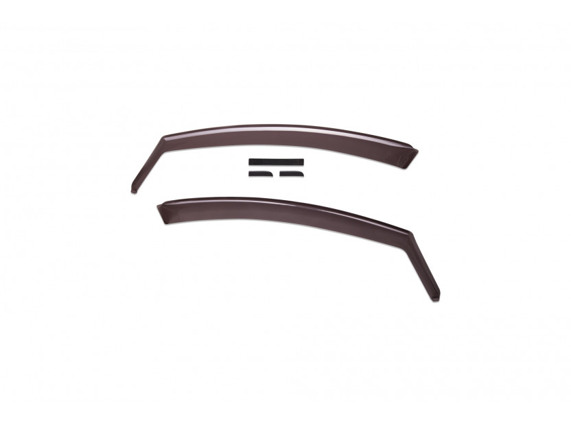 Farad Front Wind Deflectors for Fiat Bravo 5 doors after 2007/Lancia Delta 5 doors after 2008