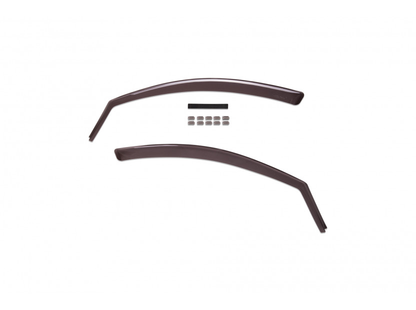 Farad Front Wind Deflectors for Hyundai i10 5 doors 2008-2013