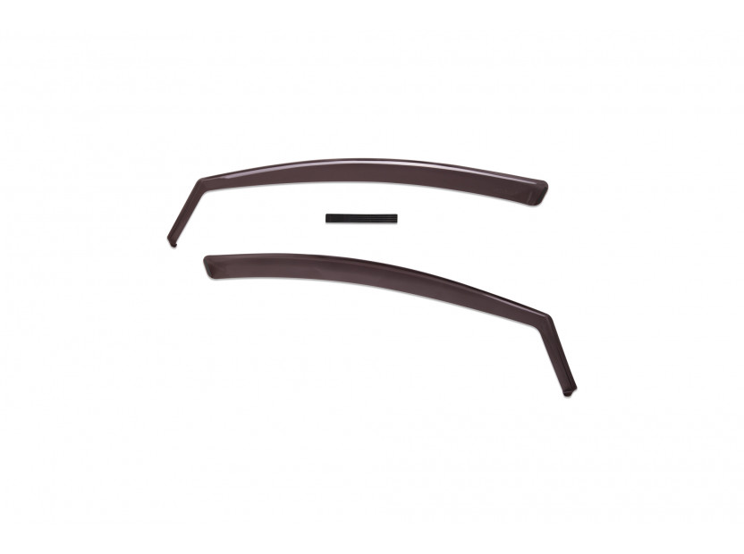 Farad Front Wind Deflectors for Seat Ibiza 5 doors after 2008