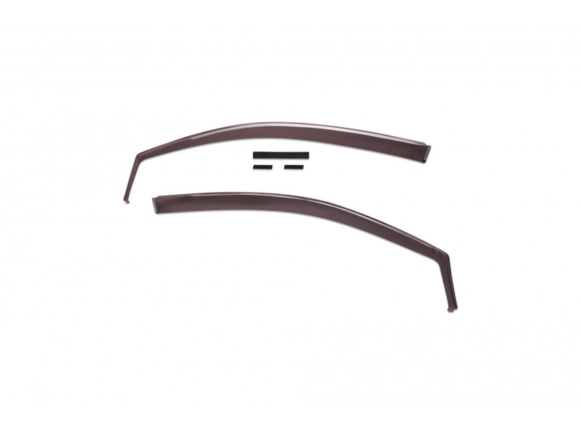 Farad Front Wind Deflectors for Seat Ibiza 3 doors after 2008