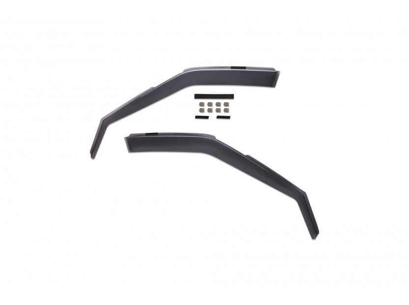 Farad Front Wind Deflectors for Citroen ZX 5 doors 1994-1998