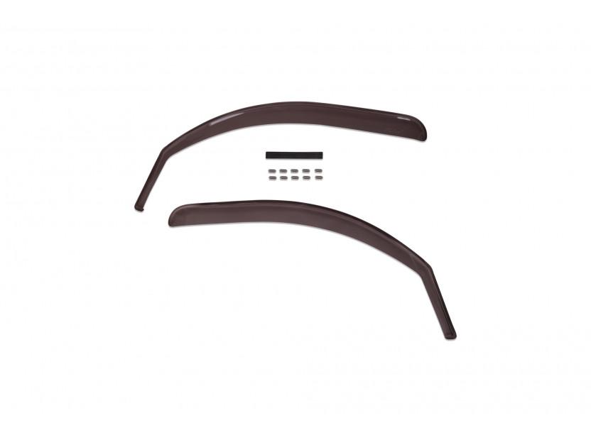 Farad Front Wind Deflectors for Citroen C3 Picasso after 2009