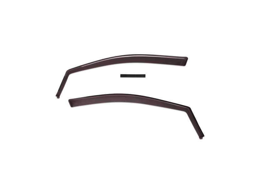Farad Front Wind Deflectors for VW Polo 5 doors after 2009/Cross Polo 5 doors after 2009