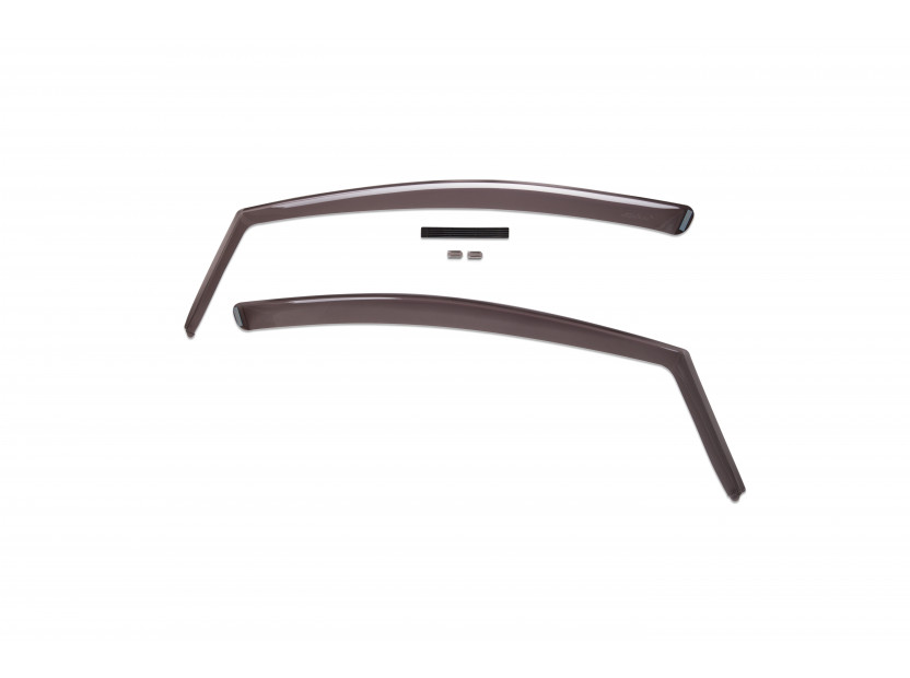 Farad Front Wind Deflectors for Ford C-Max after 2010