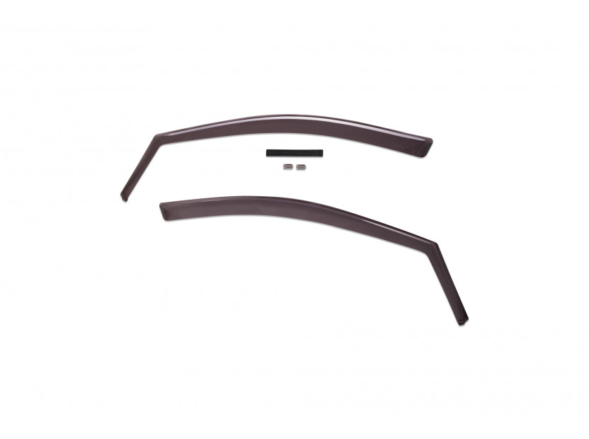Farad Front Wind Deflectors for Mercedes B class W246 5 doors after 2011