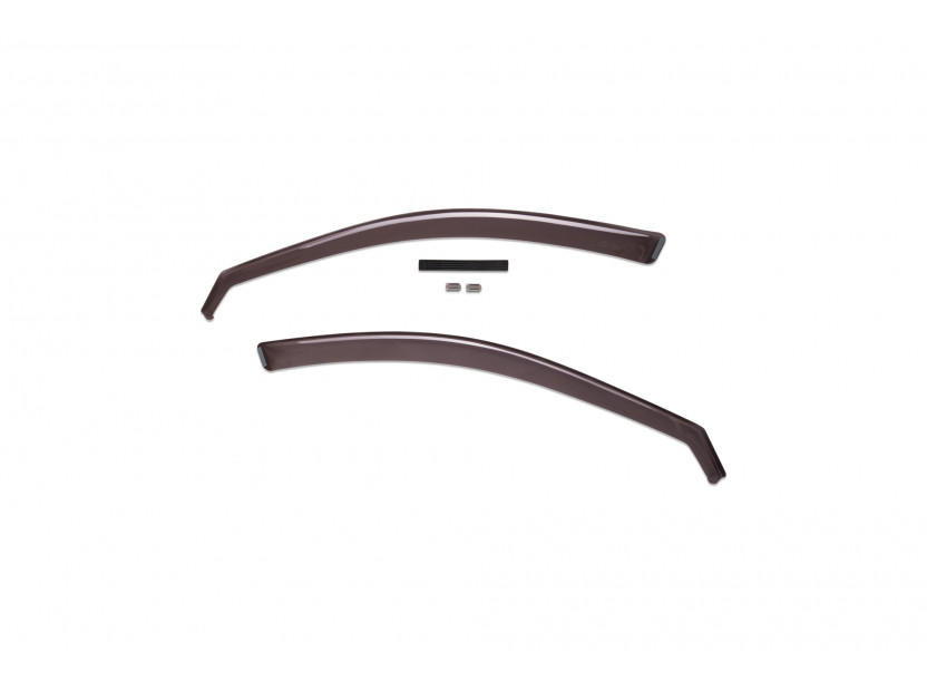 Farad Front Wind Deflectors for Audi A3 Sportback 5 doors after 2013