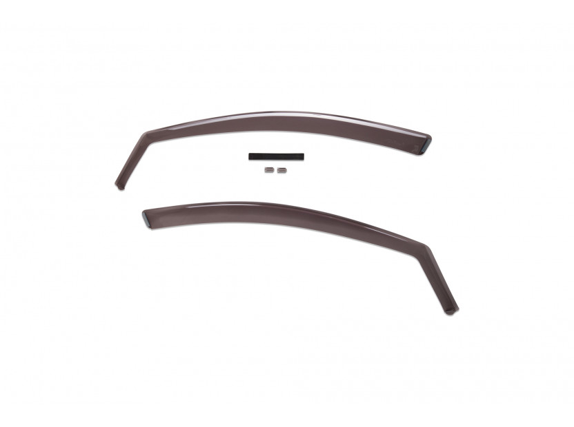Farad Front Wind Deflectors for Hyundai i10 5 doors after 2014