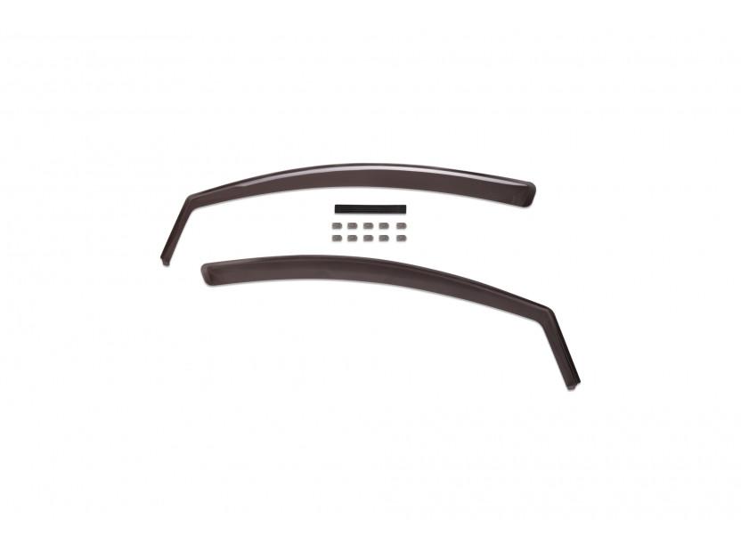 Farad Front Wind Deflectors for Nissan Note 2006-2013