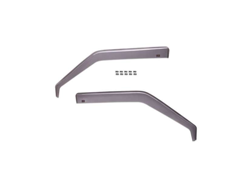 Farad Front Wind Deflectors for Subaru Justy 3 doors 1989-2002