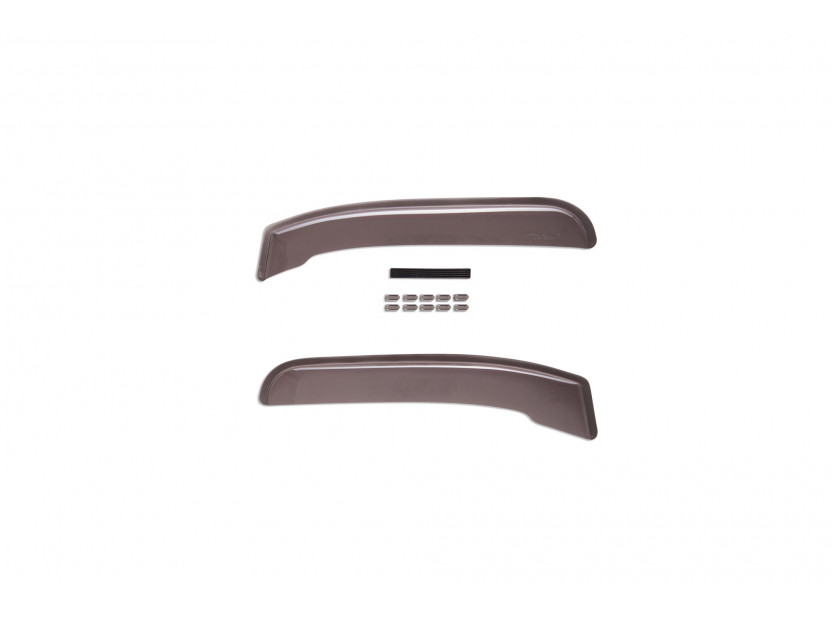 Farad Front Wind Deflectors for Iveco Daily after 2006 Z profil