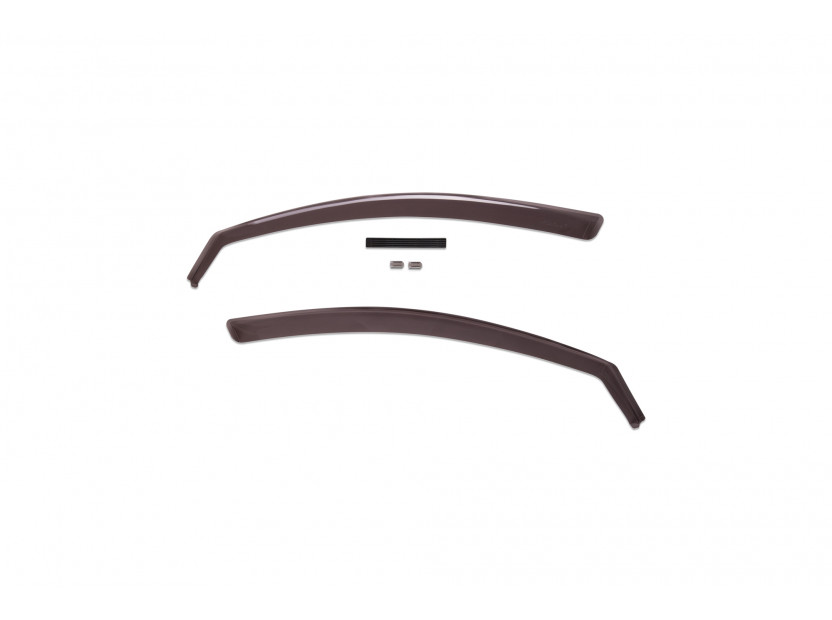 Farad Front Wind Deflectors for Kia Sportage 2010-2016