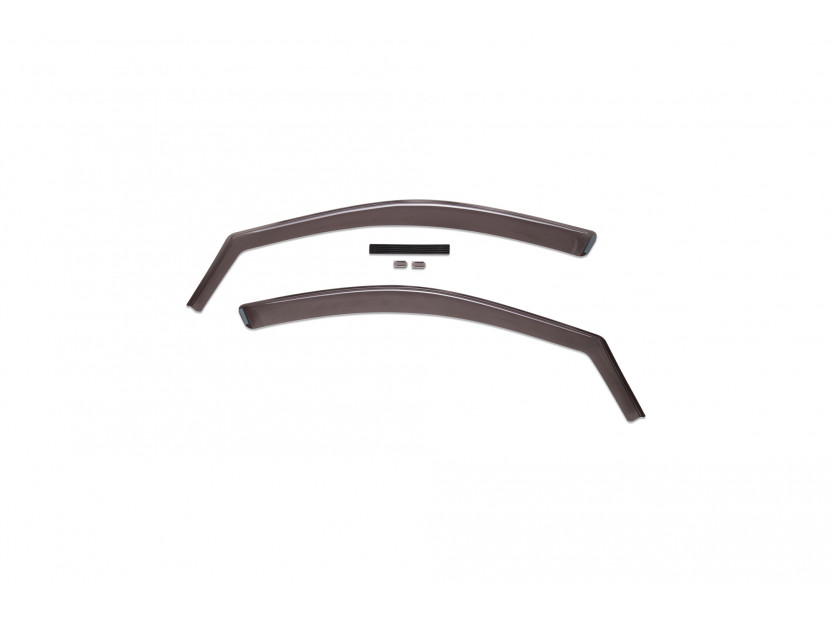 Farad Front Wind Deflectors for VW Polo 5 doors 2002-2006