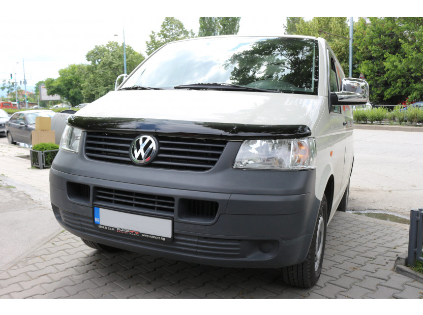 Bug Deflector for Volkswagen T5/Caravelle after 2010 6