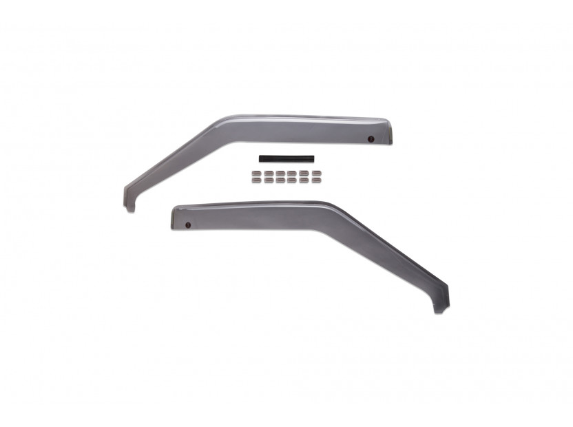 Farad Front Wind Deflectors for Lada Samara 3 doors after 1986