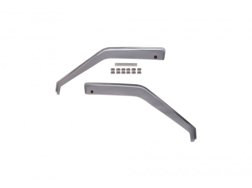 Farad Front Wind Deflectors for Lada Samara 5 doors after 1986