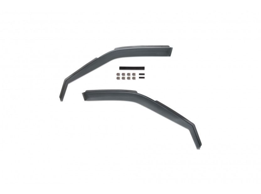 Farad Front Wind Deflectors for Renault Clio 5 door 1991-1997