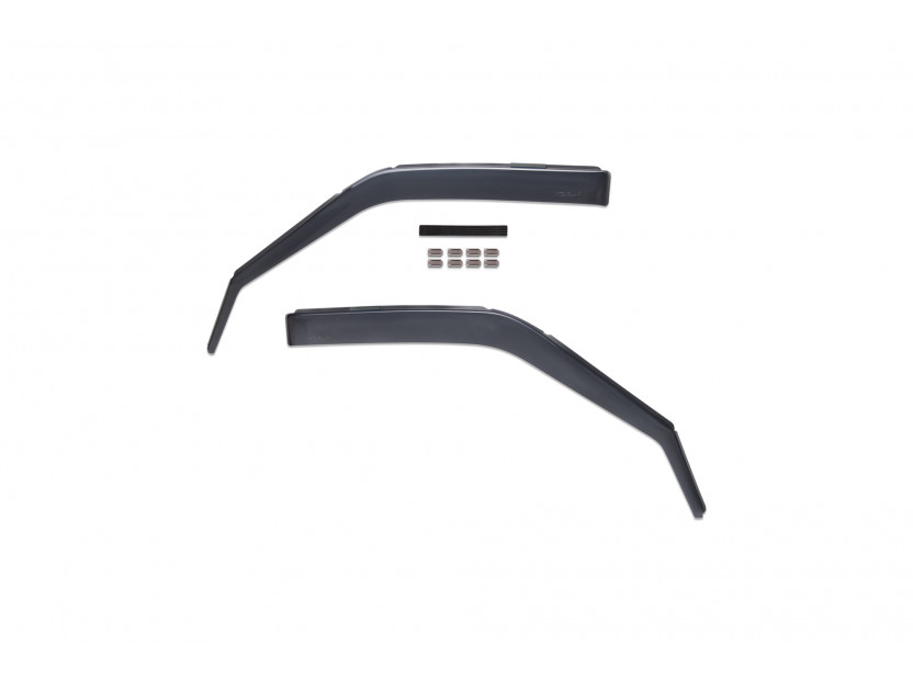 Farad Front Wind Deflectors for Citroen Saxo 3 doors 1998-2005