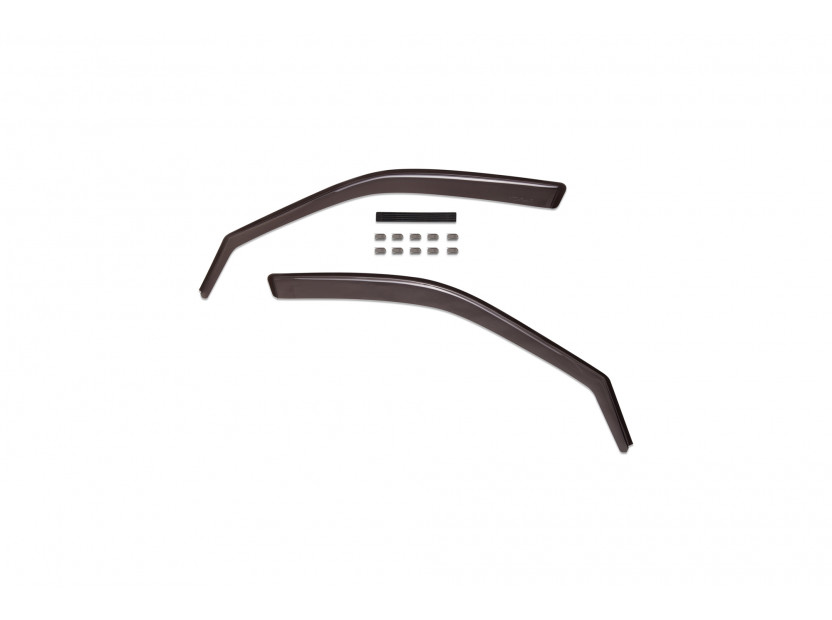 Farad Front Wind Deflectors for Nissan Almera 5 doors 1996-2000