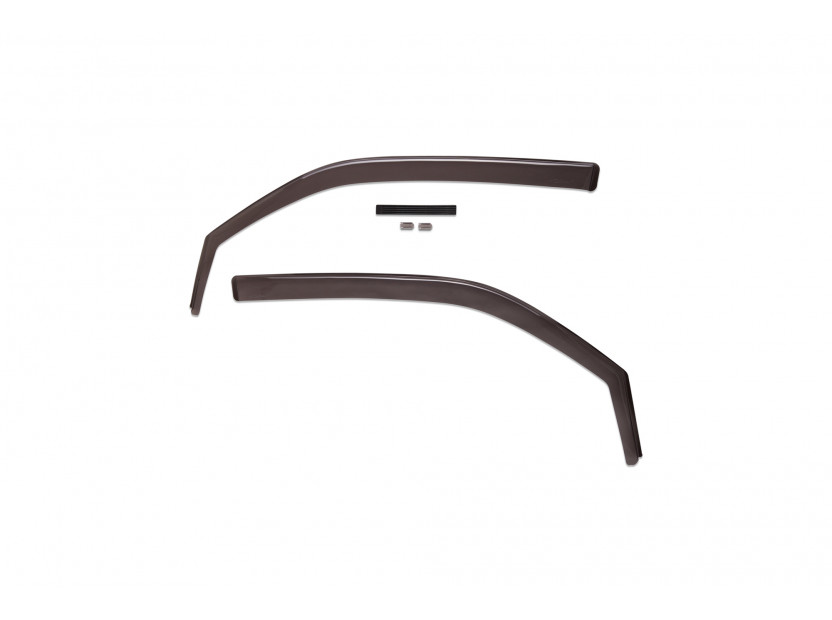 Farad Front Wind Deflectors for Seat Arosa after 1996