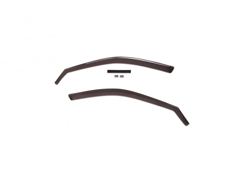 Farad Front Wind Deflectors for Alfa Romeo 166 sedan/station wagon 1998-2007