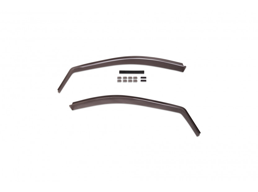 Farad Front Wind Deflectors for Fiat Punto 5 doors 1999-2011
