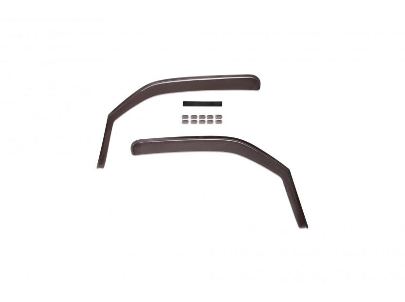 Farad Front Wind Deflectors for Opel Agila 2000-2007