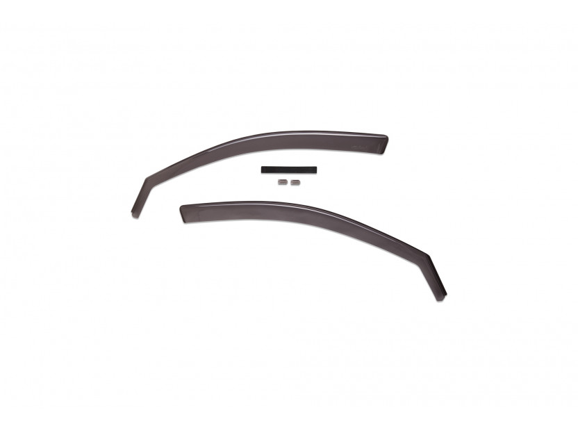 Farad Front Wind Deflectors for Skoda Superb sedan after 2002