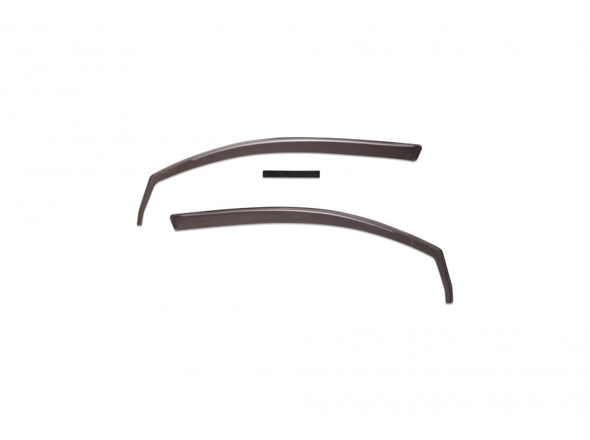 Farad Front Wind Deflectors for VW Golf VI 3 doors 2008-2012